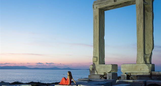 "The Telegraph: Naxos is the ""perfect playground for a young god """