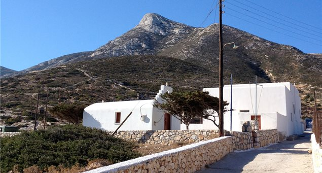 Agios Georgios Chapel
