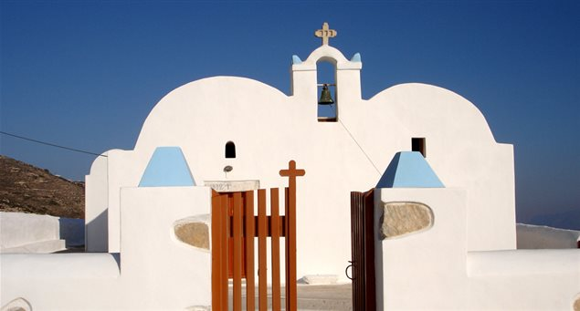 Church of Panagia - Ai Giannis