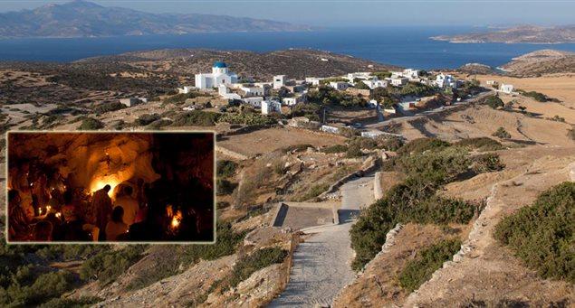 #1 - Panagia – Agios Ioannis Cave