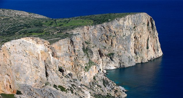 #3 - Panagia - Merichas Cliff