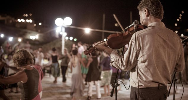 The festivals of Naxos and Small Cyclades