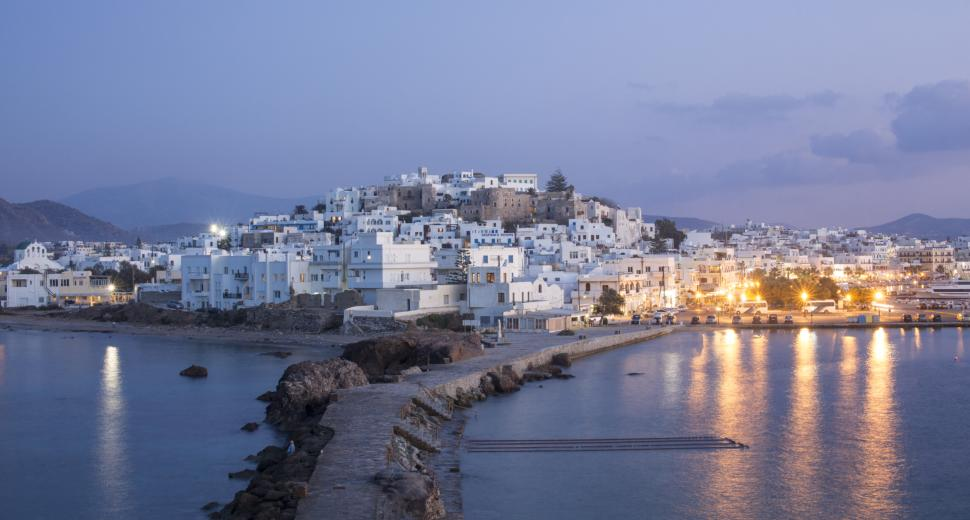 Current Situation COVID-19 in Naxos and Small Cyclades