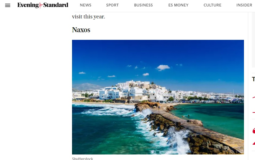 Naxos tops the rankings on top Media!